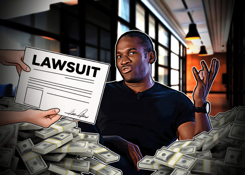 Bitmex CEO, Arthur Hayes lawsuit