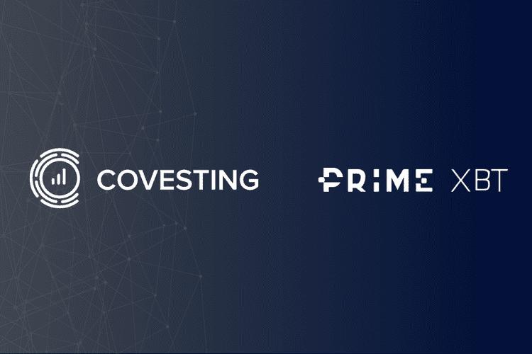 PrimeXBT & Covesting partnership