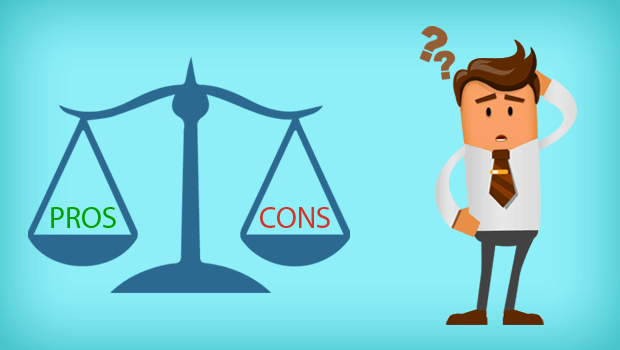 Pros and cons of crypto affiliate programs